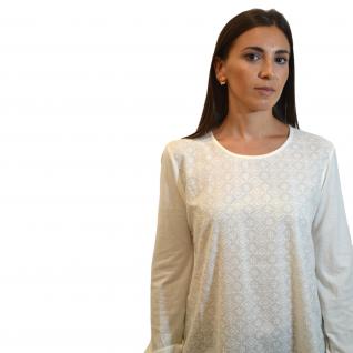 Camiseta bordada de Indi&cold